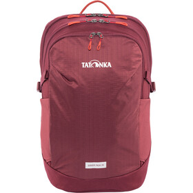 Tatonka Server Pack 20 Zaino, bordeaux red